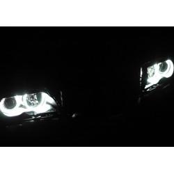 Матовые ангельские глазки (Cotton LED) BMW E36 E38 E39 E46