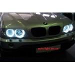 Светодиодные ангельские глазки (Aurora LED SMD) BMW E53 X5