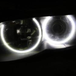 Светодиодные ангельские глазки (Aurora LED SMD) BMW E53 X5 Restyle
