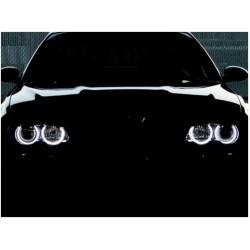 Светодиодные ангельские глазки (Aurora LED Angel Eyes) BMW E36 E38 E39 E46