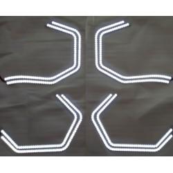 Светодиодные ангельские глазки (Ionic LED SMD) BMW E90 E92