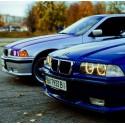 CCFL цветные ангельские глазки (CCFL Angel Eyes) для BMW
