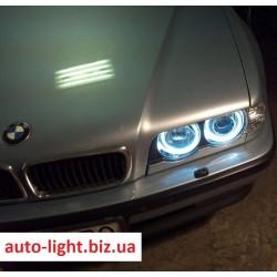 Ангельские глазки CCFL (angel eyes) BMW E38 (рестайлинг)