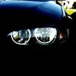 Ангельские глазки CCFL (angel eyes) BMW E46 (без линз)