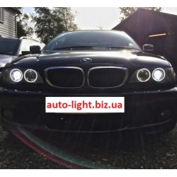 Ангельские глазки CCFL (angel eyes) BMW E46 Coupe (купе)