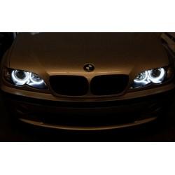 Ангельские глазки CCFL (angel eyes) BMW E46 (рестайлинг)