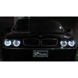 Ангельские глазки CCFL (angel eyes) BMW E65