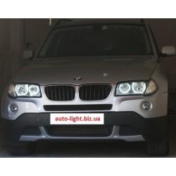 Ангельские глазки CCFL (angel eyes) BMW E83 (X3)