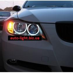 Ангельские глазки CCFL (angel eyes) BMW E90 E91 (3 Series)