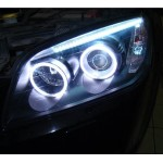 Ангельские глазки CCFL (angel eyes) Chevrolet Captiva