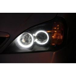 Ангельские глазки CCFL (angel eyes) Chevrolet Evanda