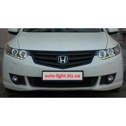 Ангельские глазки CCFL (angel eyes) Honda Accord
