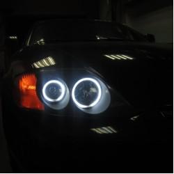 Ангельские глазки CCFL (angel eyes) Hyundai Coupe