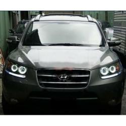 Ангельские глазки CCFL (angel eyes) Hyundai Santa Fe