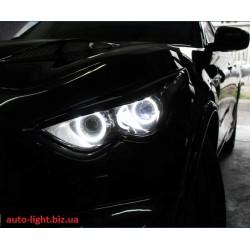 Матовые ангельские глазки (Cotton LED) Infiniti FX 37/50