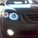 Ангельские глазки CCFL (angel eyes) Kia Cerato