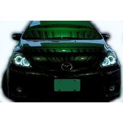 Ангельские глазки CCFL (angel eyes) Mazda 5