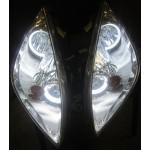 Ангельские глазки CCFL (angel eyes) Mitsubishi Colt