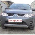 Angel eyes CCFL Mitsubishi Outlander XL