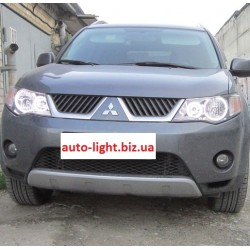 Ангельские глазки CCFL (angel eyes) Mitsubishi Outlander XL