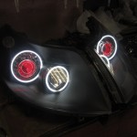 Ангельские глазки CCFL (angel eyes) Peugeot Boxer