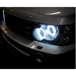 Ангельские глазки CCFL (angel eyes) Range Rover Sport Vogue