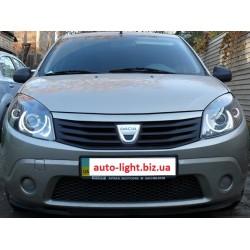 Ангельские глазки CCFL (angel eyes) Renault (Dacia) Sandero