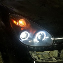 Ангельские глазки CCFL (angel eyes) Subaru Tribeca