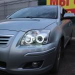 Ангельские глазки CCFL (angel eyes) Toyota Avensis T25