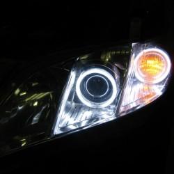 Ангельские глазки CCFL (angel eyes) Toyota Camry