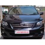 Ангельские глазки CCFL (angel eyes) Toyota Corolla