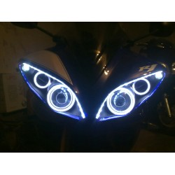 Ангельские глазки CCFL (angel eyes) Yamaha R1