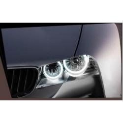 Матовые ангельские глазки (Cotton LED) BMW E83 X3