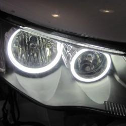 Матовые ангельские глазки (Cotton LED) Mitsubishi Outlander XL