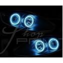 Матовые ангельские глазки (Cotton LED) Porsche Cayenne