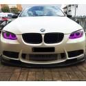 Матовые многоцветные ангельские глазки (Cotton RGB LED) BMW E46 Restyle