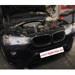 Светодиодные ангельские глазки (Crystal LED SMD) BMW F25 X3