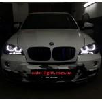 Светодиодные ангельские глазки (Crystal C LED SMD) BMW F13 F30 F31 F35