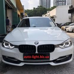 Светодиодные ангельские глазки (Crystal C LED SMD) BMW F13 F30 F35