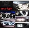Светодиодные ангельские глазки (Crystal LED SMD) BMW F13 F30 F35
