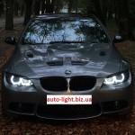 Светодиодные ангельские глазки (Crystal LED SMD) BMW E90 E92