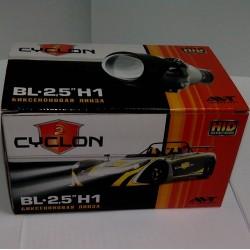 Биксеноновые линзы Cyclon G5 (2.5 дюйма) с ангельскими глазками