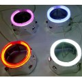 CCFL colorful Angel Eyes for bixenon lens