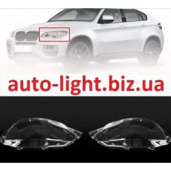 Стекла фар BMW E71 X6 на фару
