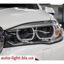 Стекла фар BMW F15 X5 X5M на фару