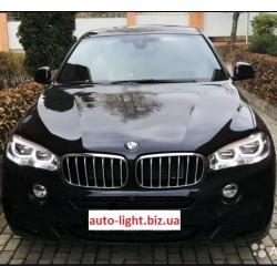 Стекла фар BMW F16 X6 X6M на фару