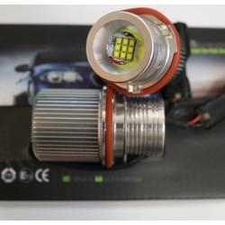 Led marker BMW E39 E53 E60 E61 E63 E64 E65 E66 E87 (2*45W Cree kit)