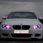 Led marker H8 RGB BMW E60 E63 F01 E70 E71 E87 E89 E90 E92 (Remote)