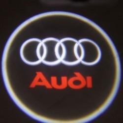 Led logo light (светодиодные логотипы) OEM Audi Cree