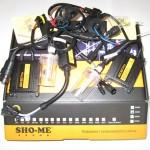 Комплект ксенона (ксенон Sho-Me Pro slim / Infolight) 35W (5 gen)